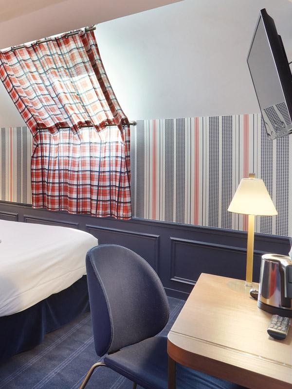Hotel cheval blanc jossigny marne vallee - chambre Double